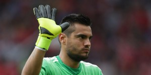 David James Sergio Romero Kiper Berkualitas