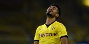 Dortmund Bantah Gundogan Menuju Manchester City atau Barca