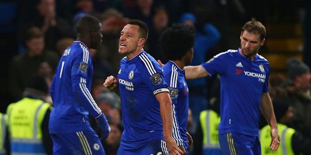 'Empat Besar Mustahil Bagi Chelsea'