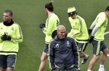 Para Pemain Madrid Belajar Banyak Dari Zidane