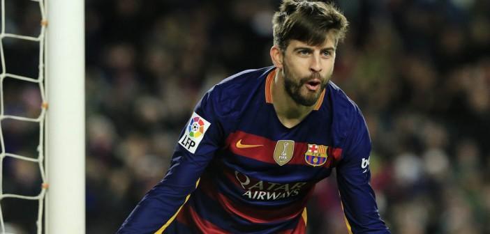 Pique Harap Derby Madrid Berakhir Imbang
