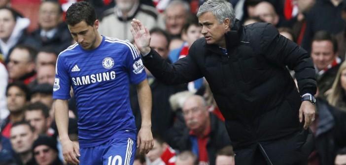 Redknapp Klaim Hazard Memang Cekcok Dengan Mourinho